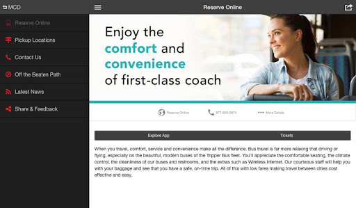 玩交通運輸App|Tripper Bus免費|APP試玩