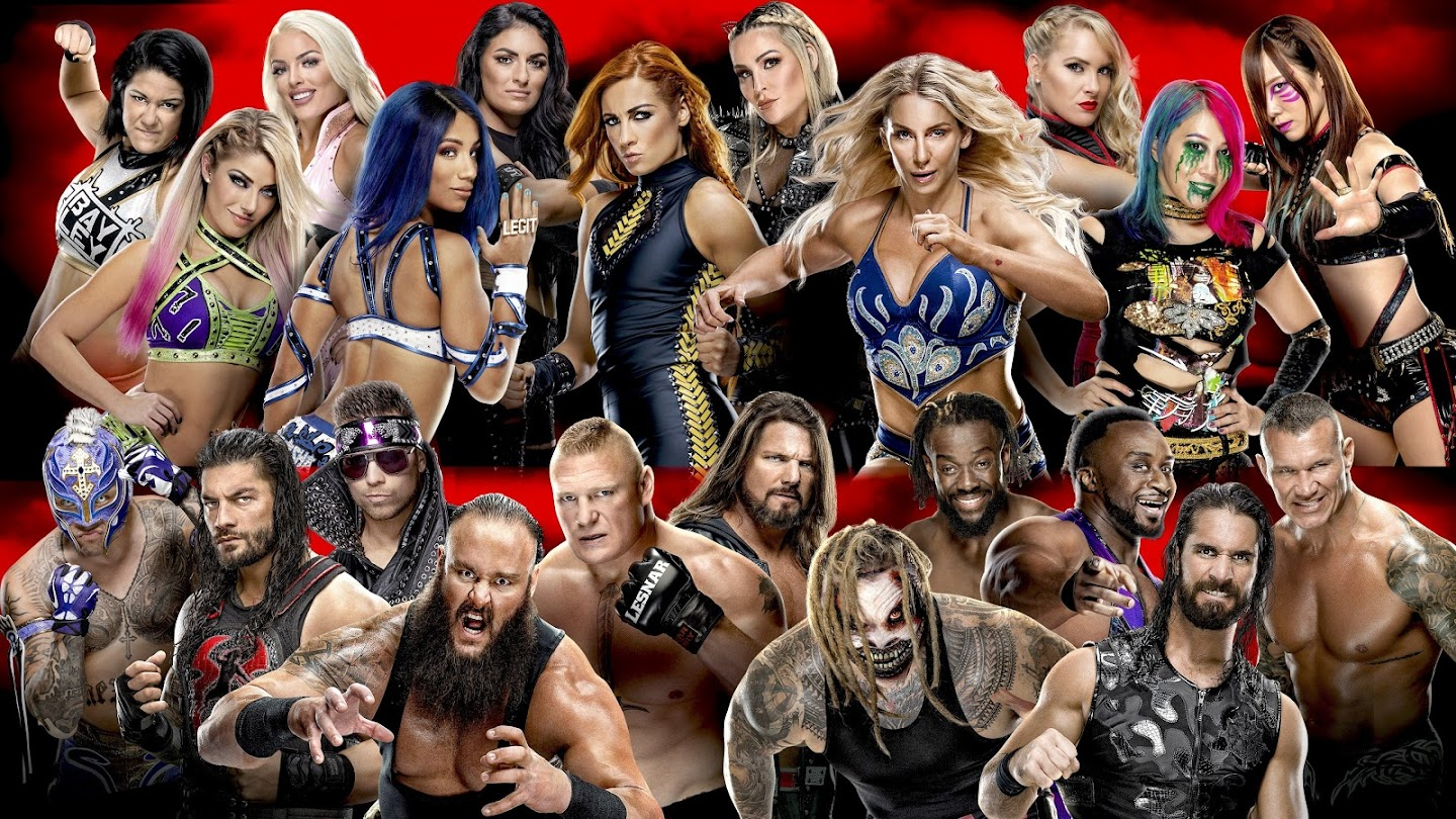 Watch WWE Royal Rumble live