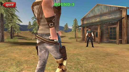 Pistoleiro do Oeste – West Gunfighter [Mod Money] 3