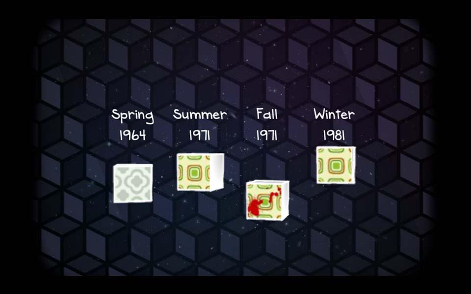 Cube Escape: Seasons – zrzut ekranu