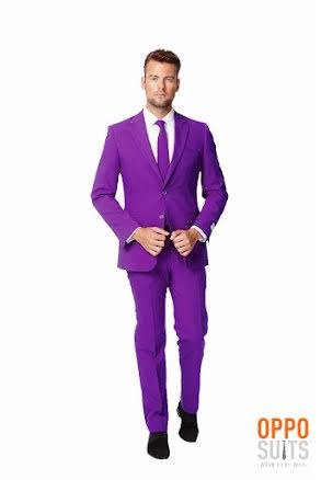 Opposuit, Purple Prince