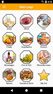 My food Intolerances - náhled