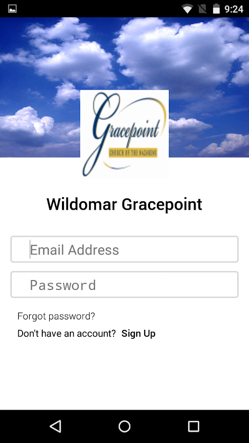 Wildomar Gracepoint- screenshot