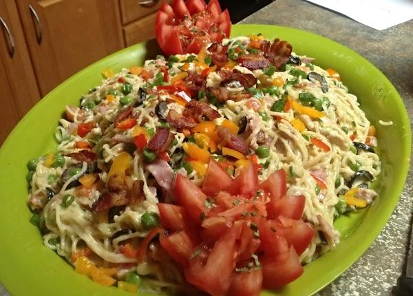Briana's Father's Day Pasta Skillet Recipe