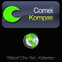 Kompas - Compass and Location icon