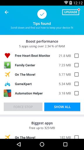 AVG Cleaner: Free Utilization Tool & Space Clean screenshot 7