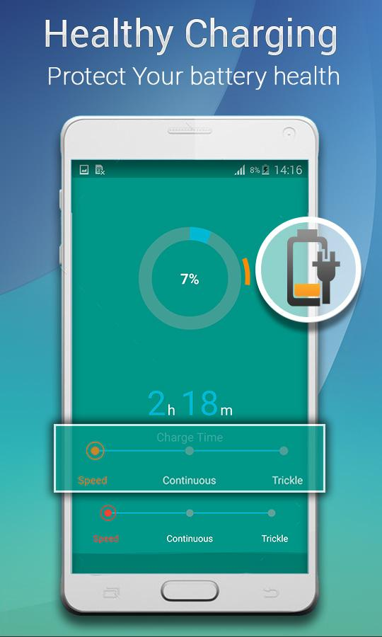 Smart Battery Saver & Booster- screenshot