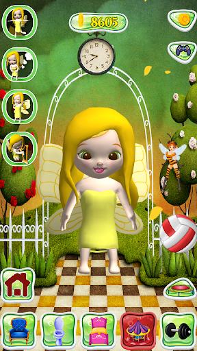 Talking Fairy 1.8 screenshots 6