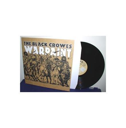 LP - Black Crowes - War Paint (Ogv)