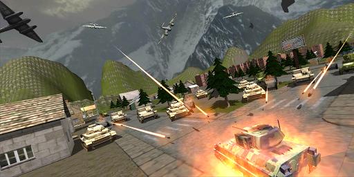 Battlefield of Tanks 3D