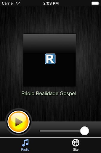 Rádio Realidade Gospel