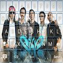 Tema Keyboard Slank icon