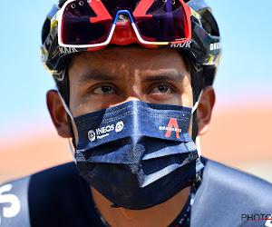Titelverdediger Egan Bernal geeft op in Tour de France