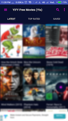 Download YIFY Free Movies (Yts) APK latest version app by