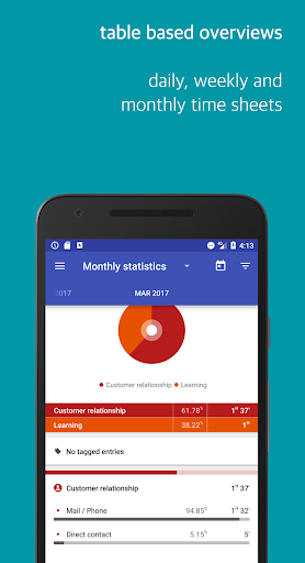 Swipetimes Time Tracker PRO v9.5 [Unlocked]