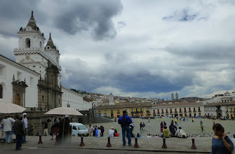 Photo: Plaza San Francisco, another view