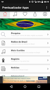 Rádios do Brasil screenshot 0