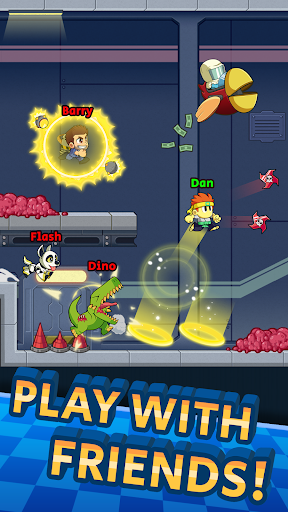 Booster Raiders 1.1.80 APK MOD screenshots 2
