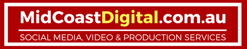 MidCoastDigital.com.au Social Media - Video Production Services