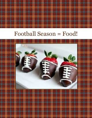 Football Season = Food!