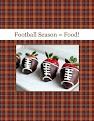 Football Season = Food!