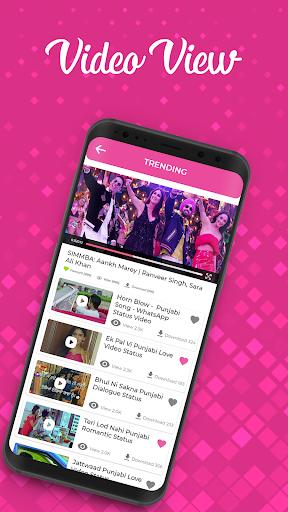 Punjabi Video Status - Punjabi Status screenshots 2