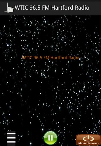 WTIC 96.5 FM Hartford Radio