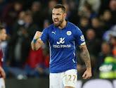 Wasilewski prolonge d'une saison à Leicester