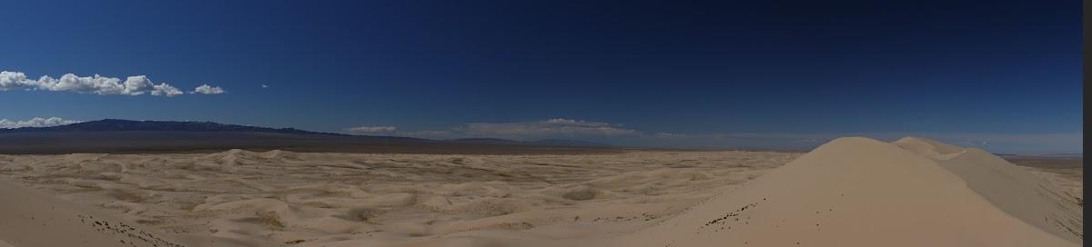 Khongoryn Els Panorama