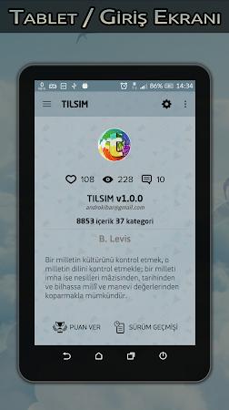 TILSIM - Sözler 1.5.1 screenshot 776674