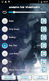 Gangsta Rap Zvuky - náhled