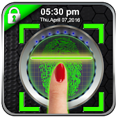 Finger Print Lock Screen Prank