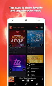 Love Songs Hindi by Gaana App Download For Android 3
