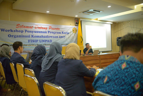 Workshop Penyusunan Anggaran Organisasi Kemahasiswaan FISIP Unpad 2017