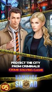 Homicide Squad MOD: Hidden Crimes (Unlimited Money) 1