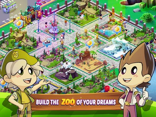 Zoo Evolution: Animal Saga 2.1.0 screenshots 8