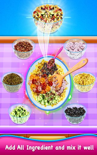 Healthy Salad Maker - Kitchen Food Cooking Game 1.0 screenshots 4