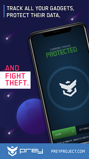 Prey Anti Theft: Find My Phone & Mobile Security 2.1.0 screenshots 1