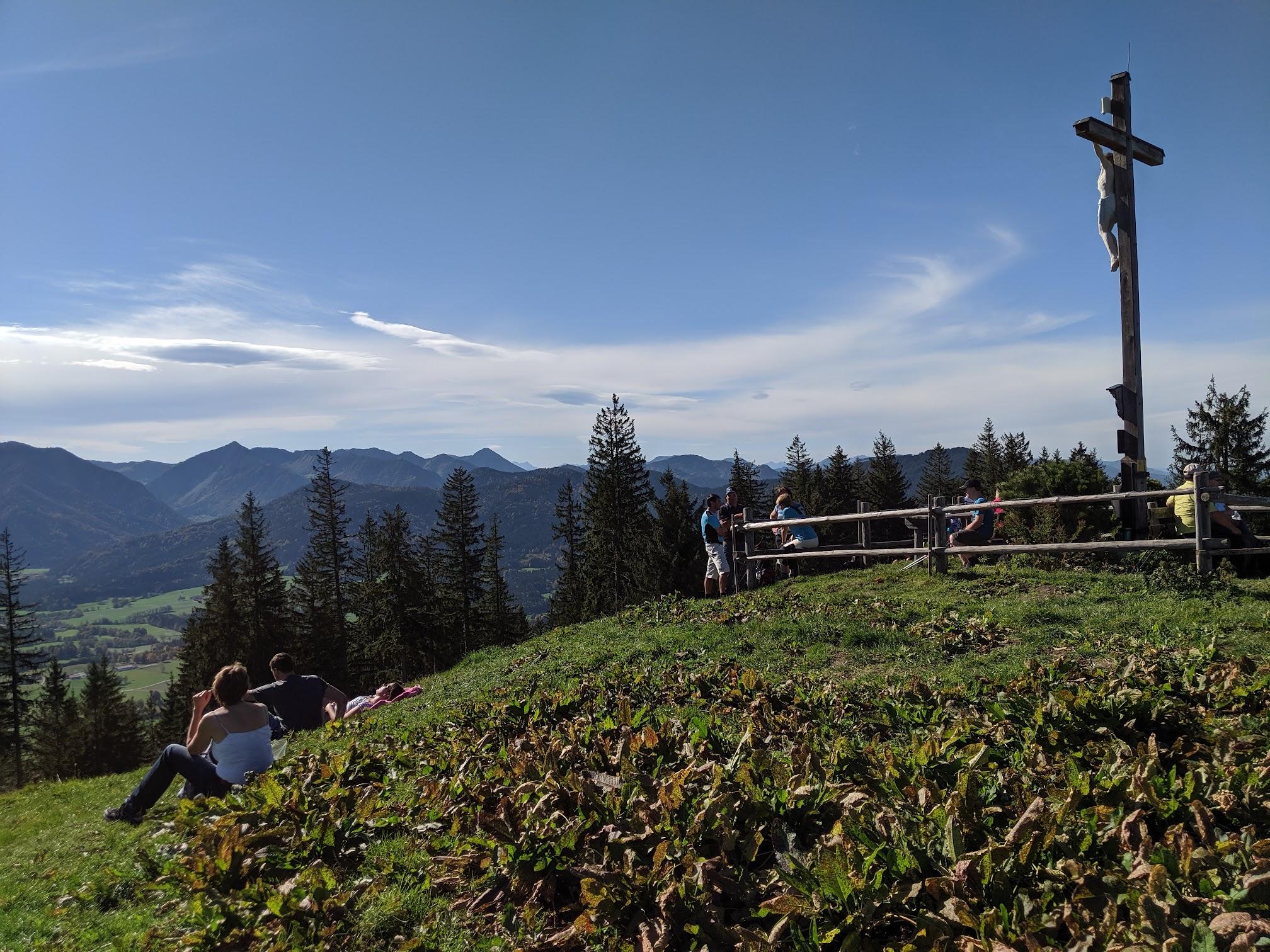 Mangfall mountains: Schwarzenberg mtb - Sept 19