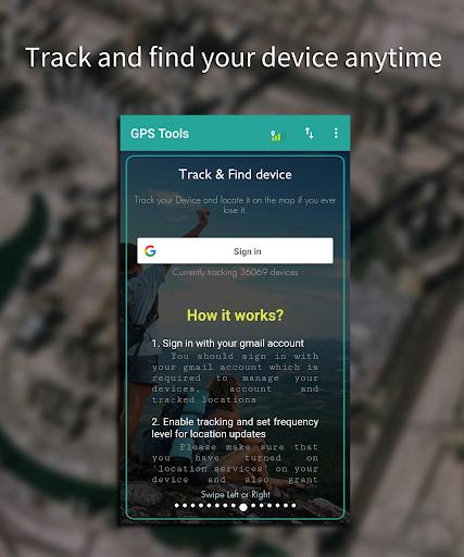 GPS Tools 2.3.6.7 screenshots 5