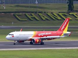Vietjet giảm 83% giá vé khuyến mại toàn chặng bay