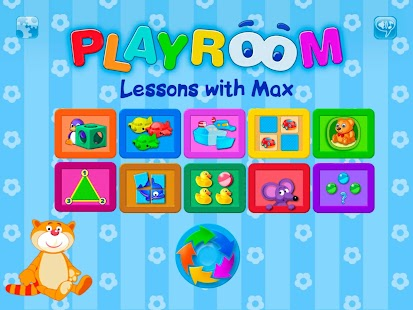 Playroom - Lessons with Max- screenshot thumbnail