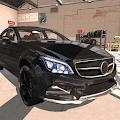 AMG Car Simulator APK