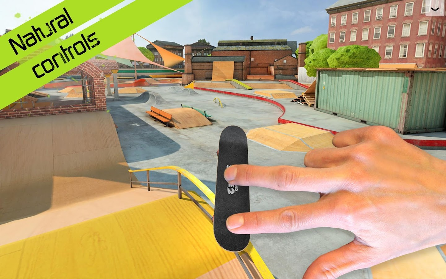 Touchgrind Skate 2- screenshot