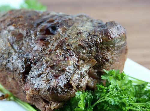 Slow Cooker Italian Beef Roast By Cully's Kitchen