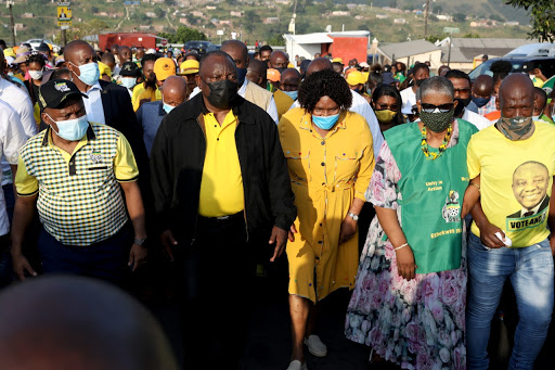 Let local government elections go ahead as planned, says Ramaphosa