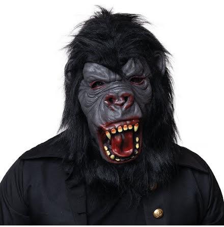 Mask, gorilla