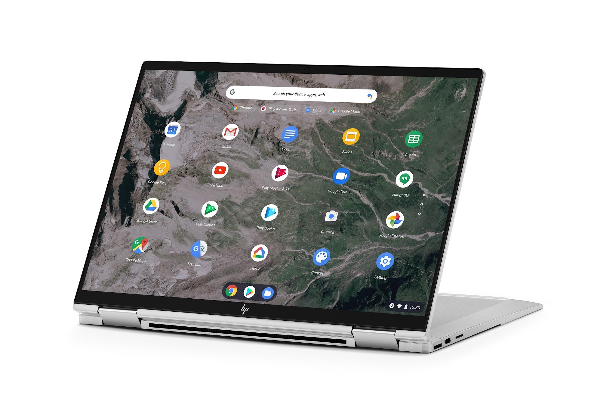 HP Chromebook x360 13c - photo 10