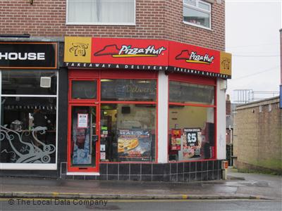 Pizza Hut Delivery On Crookes Pizza Takeaway In Broomhill