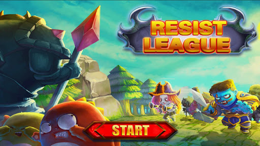 Resist League